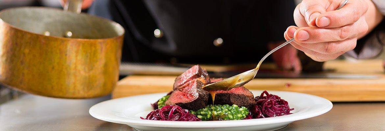 Kwaliteit uit de keuken van de koning de koning vlees - Keuken ontwikkeling in l ...